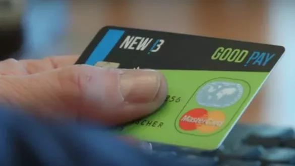 De GoodPay-kaart heeft leren stappen: stand van zaken picture