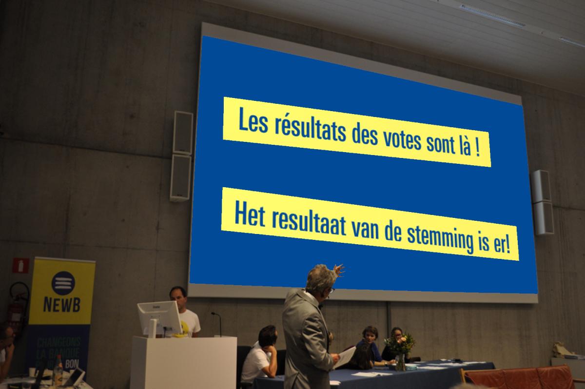 Assemblée générale : les résultats des votes picture
