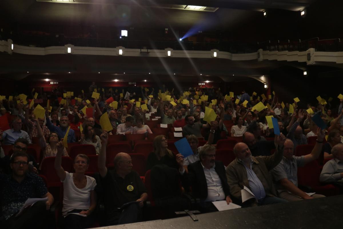 NewB algemene vergadering 2019 picture