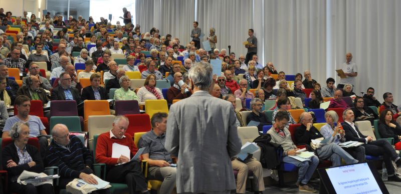 Buitengewone algemene vergadering van NewB picture