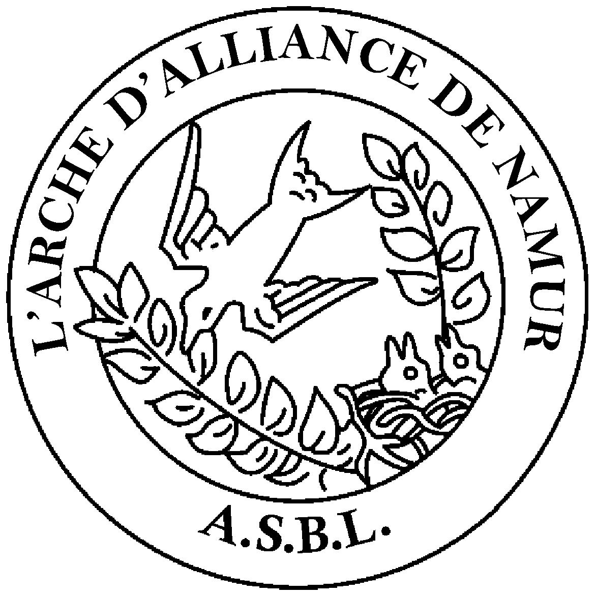 Arche d'Alliance de Namur ASBLlogo