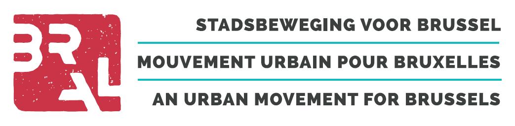 Bral - Stadsbeweging voor Brussellogo