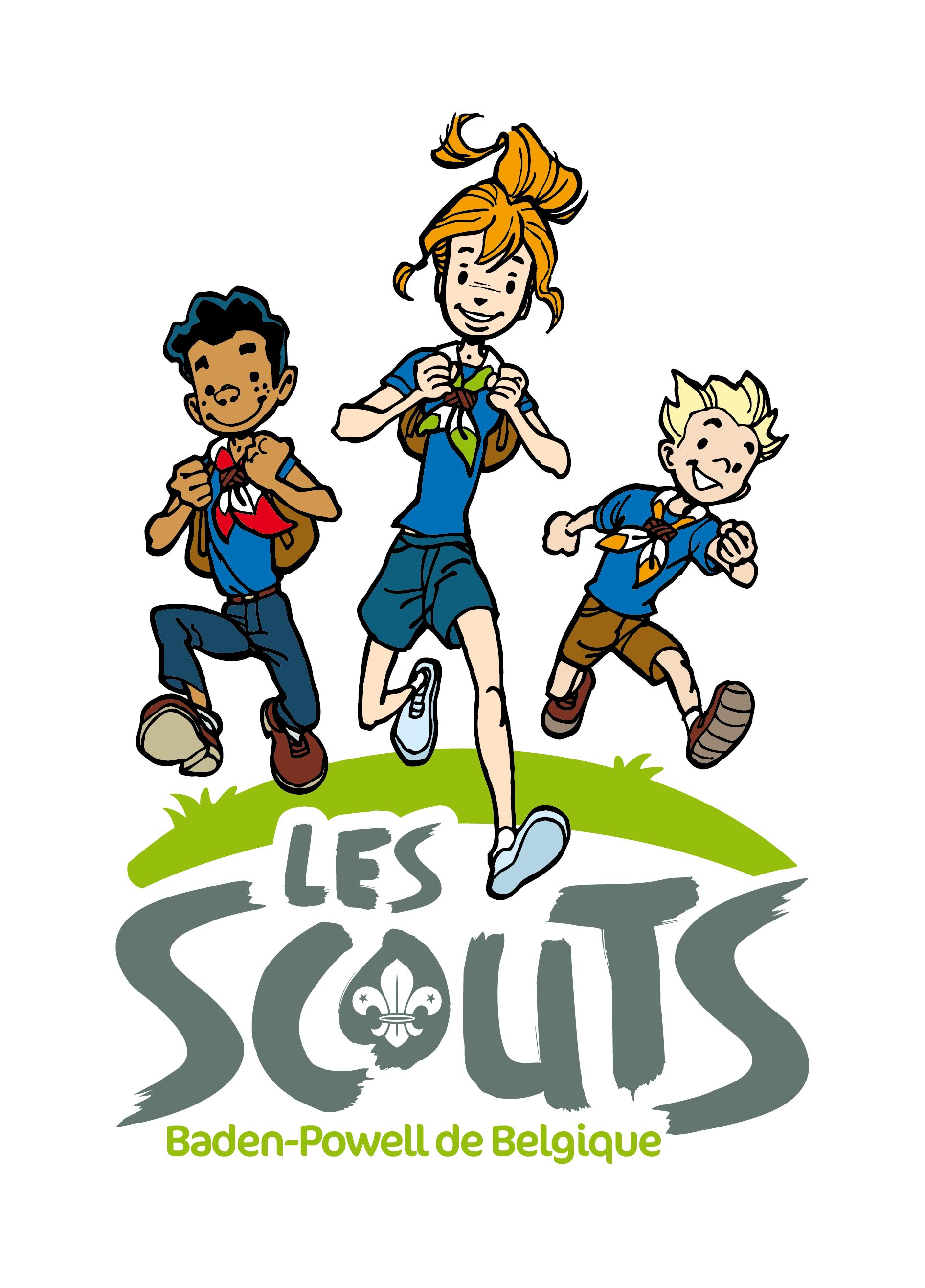 Les Scoutslogo